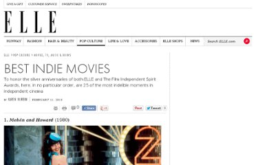 http://www.elle.com/pop-culture/reviews/25-best-independent-films
