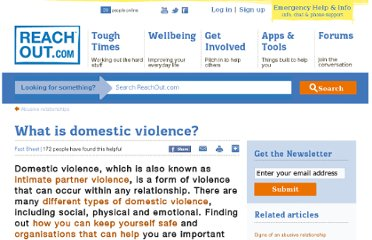 http://au.reachout.com/What-is-domestic-violence