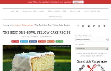 http://www.cinnamonspiceandeverythingnice.com/best-one-bowl-yellow-cake-recipe/