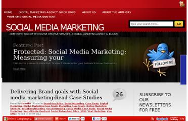 http://www.techdivine.com/tdblog/2012/08/delivering-brand-goals-with-social-media-marketing-case-studies/