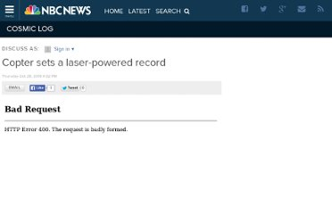 http://cosmiclog.nbcnews.com/_news/2010/10/28/5368938-copter-sets-a-laser-powered-record?lite