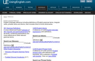 http://www.usingenglish.com/reference/