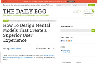 http://blog.crazyegg.com/2012/09/24/how-to-design-mental-models/