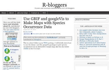 http://www.r-bloggers.com/use-gbif-and-googlevis-to-make-maps-with-species-occurrence-data/