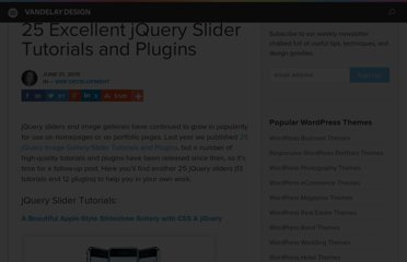 http://vandelaydesign.com/blog/web-development/jquery-sliders/