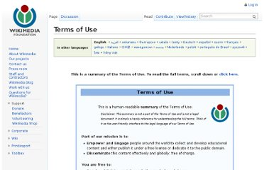 http://wikimediafoundation.org/wiki/Terms_of_Use