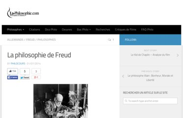 Freud sigmund definition theorie explication soin therapie pathologie