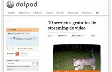http://www.dotpod.com.ar/10-servicios-gratuitos-de-streaming-de-video/