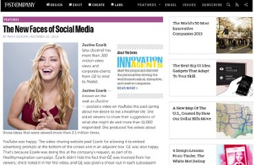 http://www.fastcompany.com/1693690/new-faces-social-media