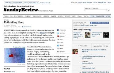 http://www.nytimes.com/2012/09/23/opinion/sunday/rethinking-sleep.html?pagewanted=all&_moc.semityn.www