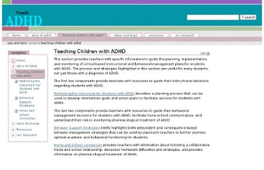 http://research.aboutkidshealth.ca/teachadhd/teachingadhd/