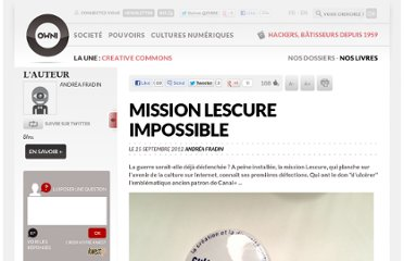 http://owni.fr/2012/09/25/mission-lescure-impossible/