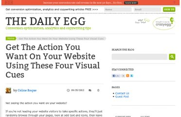 http://blog.crazyegg.com/2012/09/25/get-action-on-website/