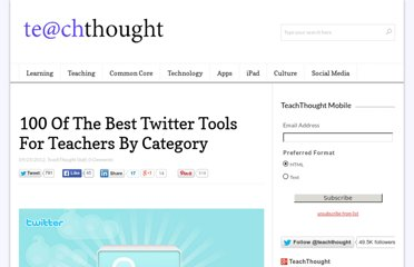 http://www.teachthought.com/social-media/100-of-the-best-twitter-tools-for-teachers-by-category/