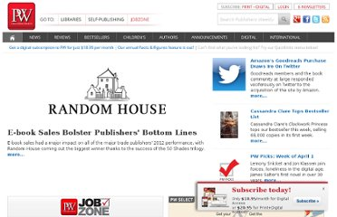 http://www.publishersweekly.com/pw/home/index.html