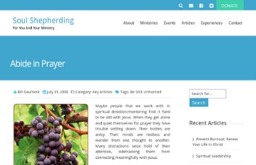 http://www.soulshepherding.org/2012/07/abide-in-prayer/