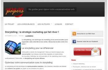 http://www.redhotchilipapers.be/storytelling-la-strategie-marketing-qui-fait-rever/