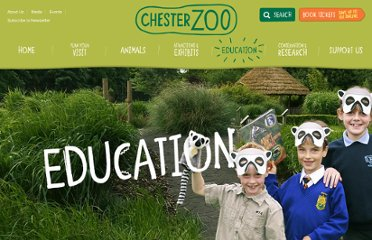 http://www.chesterzoo.org/education