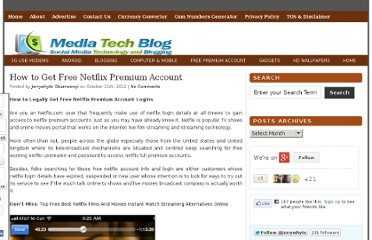 http://www.mediatechblog.net/internet-tips-and-tricks/free-netflix-premium-account-login-username-password/