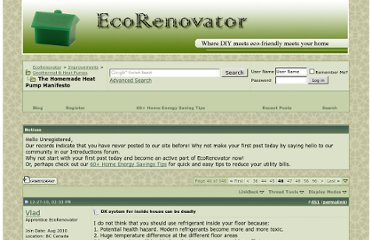 http://ecorenovator.org/forum/geothermal-heat-pumps/484-homemade-heat-pump-manifesto-46.html