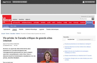 http://techno.lapresse.ca/nouvelles/internet/201209/25/01-4577455-vie-privee-le-canada-critique-de-grands-sites-internet.php