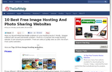 http://www.thesofthelp.com/2010/06/10-best-free-image-hosting-and-photo.html