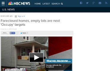http://usnews.nbcnews.com/_news/2011/12/02/9166035-foreclosed-homes-empty-lots-are-next-occupy-targets?lite