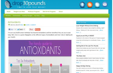 http://www.drop30pounds.com/antioxidants/