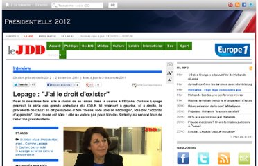 http://www.lejdd.fr/Election-presidentielle-2012/Actualite/Corinne-Lepage-assure-etre-le-seul-vote-utile-de-l-ecologie-interview-433217?from=cover
