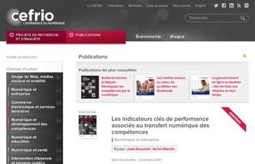 http://www.cefrio.qc.ca/publications/