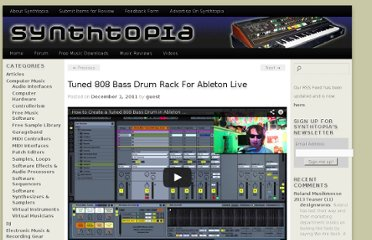 http://www.synthtopia.com/content/2011/12/01/tuned-808-bass-drum-rack-for-ableton-live/