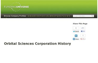 http://www.fundinguniverse.com/company-histories/orbital-sciences-corporation-history/