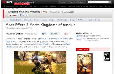 http://www.ign.com/articles/2012/01/11/mass-effect-3-meets-kingdoms-of-amalur