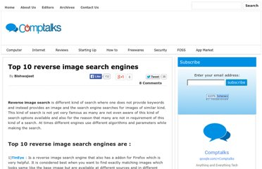 http://www.comptalks.com/top-10-reverse-image-search-engines/