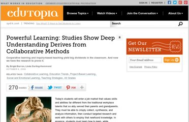 http://www.edutopia.org/inquiry-project-learning-research