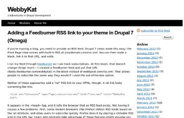 http://www.webbykat.com/2012/03/adding-feedburner-rss-link-your-theme-drupal-7-omega