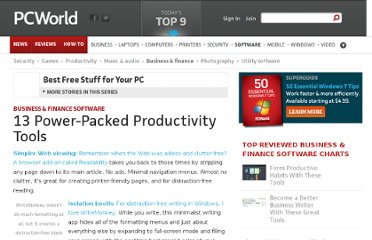 http://www.pcworld.com/article/223291/power_packed_productivity_tools.html