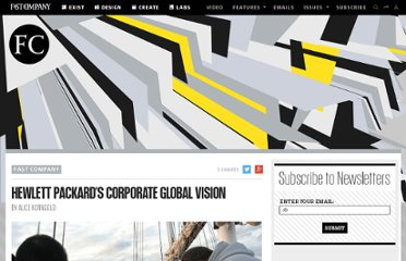 http://www.fastcompany.com/1809130/hewlett-packards-corporate-global-vision