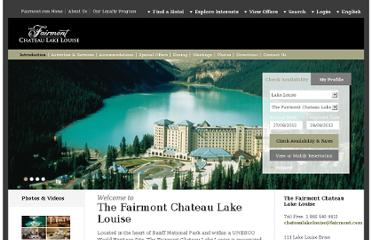 http://www.fairmont.com/lake-louise/