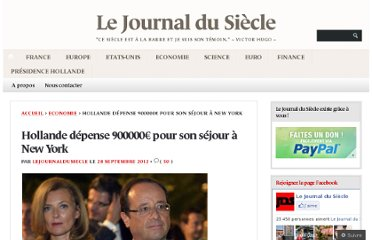http://lejournaldusiecle.com/2012/09/28/hollande-depense-900000e-pour-son-sejour-a-new-york/