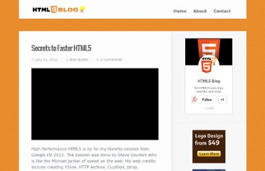 http://www.html5blog.org/2012/07/11/secrets-to-faster-html5/#more-1536