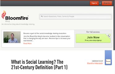 https://blog.bloomfire.com/posts/470744-what-is-social-learning-the-21st-century-definition-part-1/public