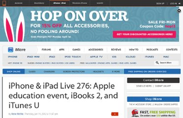 http://www.imore.com/iphone-ipad-live-276-apple-education-event-ibooks-2-itunes