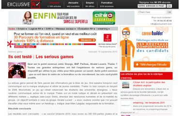 http://exclusiverh.com/articles/serious-game/ils-ont-teste-les-serious-games.htm
