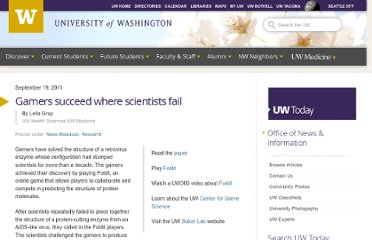 http://www.washington.edu/news/2011/09/19/gamers-succeed-where-scientists-fail/