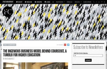 http://www.fastcompany.com/1799173/ingenious-business-model-behind-coursekit-tumblr-higher-education