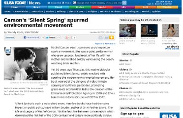 http://www.usatoday.com/news/nation/story/2012/09/27/carsons-silent-spring-spurred-environmental-movement/57845706/1