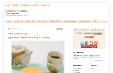 http://en.christinesrecipes.com/2011/02/japanese-cheesecake-fluffy-creamy.html#.UGXfQq5uuew