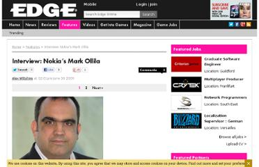 http://www.edge-online.com/features/interview-nokias-mark-ollila/