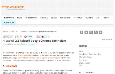 http://pelfusion.com/4-useful-css-related-google-chrome-extensions/
